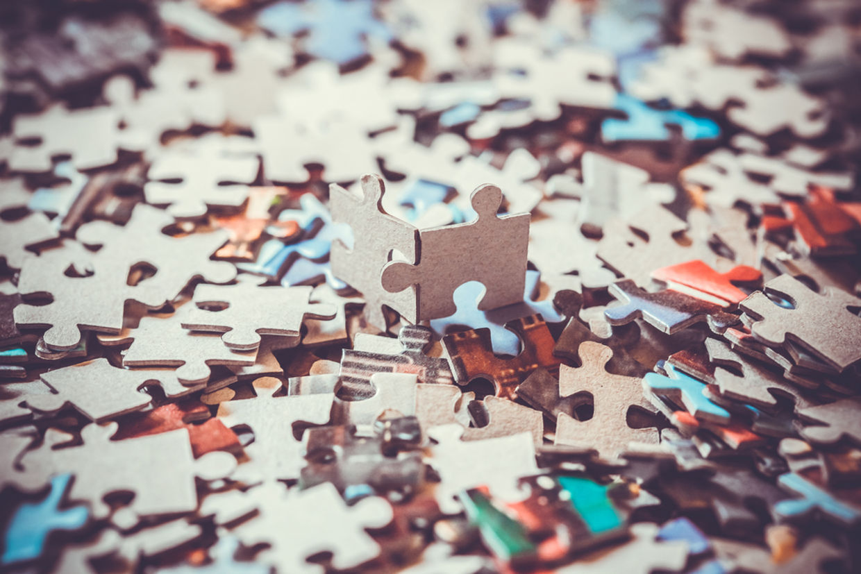 Puzzles or brain games help with logic and problem solving capabilities. (Shutterstock)