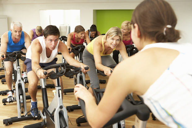 Many studios are now offering gym goers the option to mix cardio and strength training into one session. (Shutterstock)