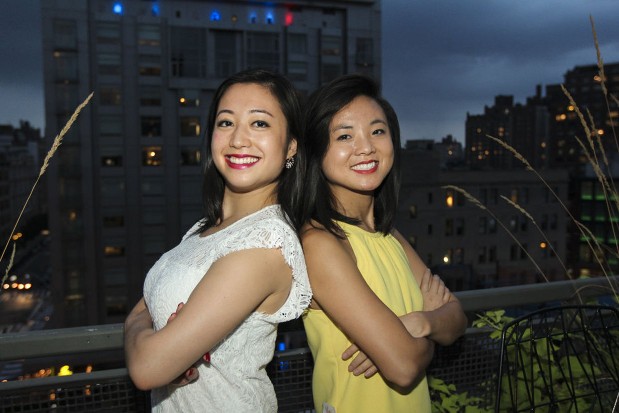 SheWorx Co-Founders Lisa Wang, Yin Lin (SheWorx)