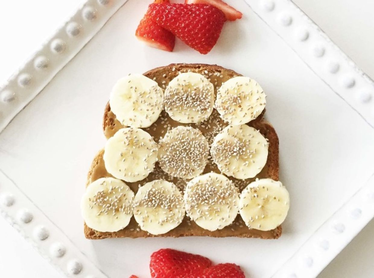 This tasty breakfast treat is perfect for people with nut allergies. (The Skinny Fork)
