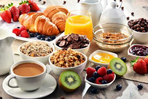 Theres No Better Way To Start The Day Than With A Healthy Breakfast Shutterstock