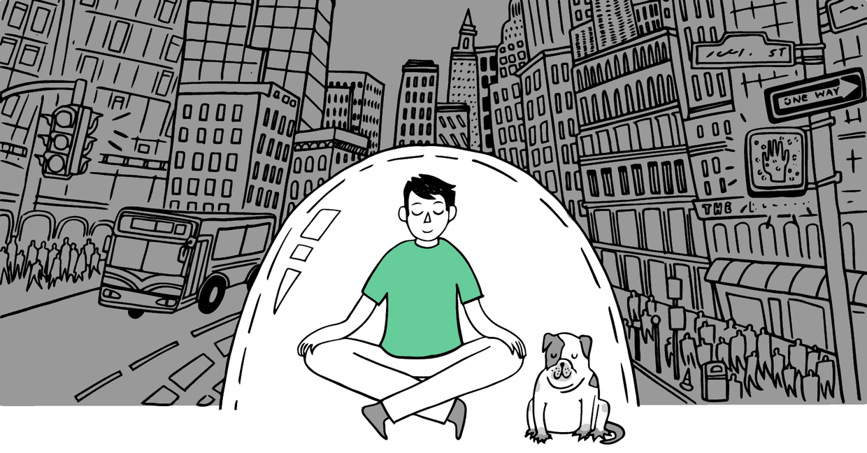 Stop, Breathe & Think wants to help you get acquainted with mindfulness (Stop, Breathe & Think)