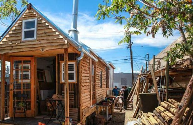How Denver S Tiny Home Village Empowers The Homeless Goodnet