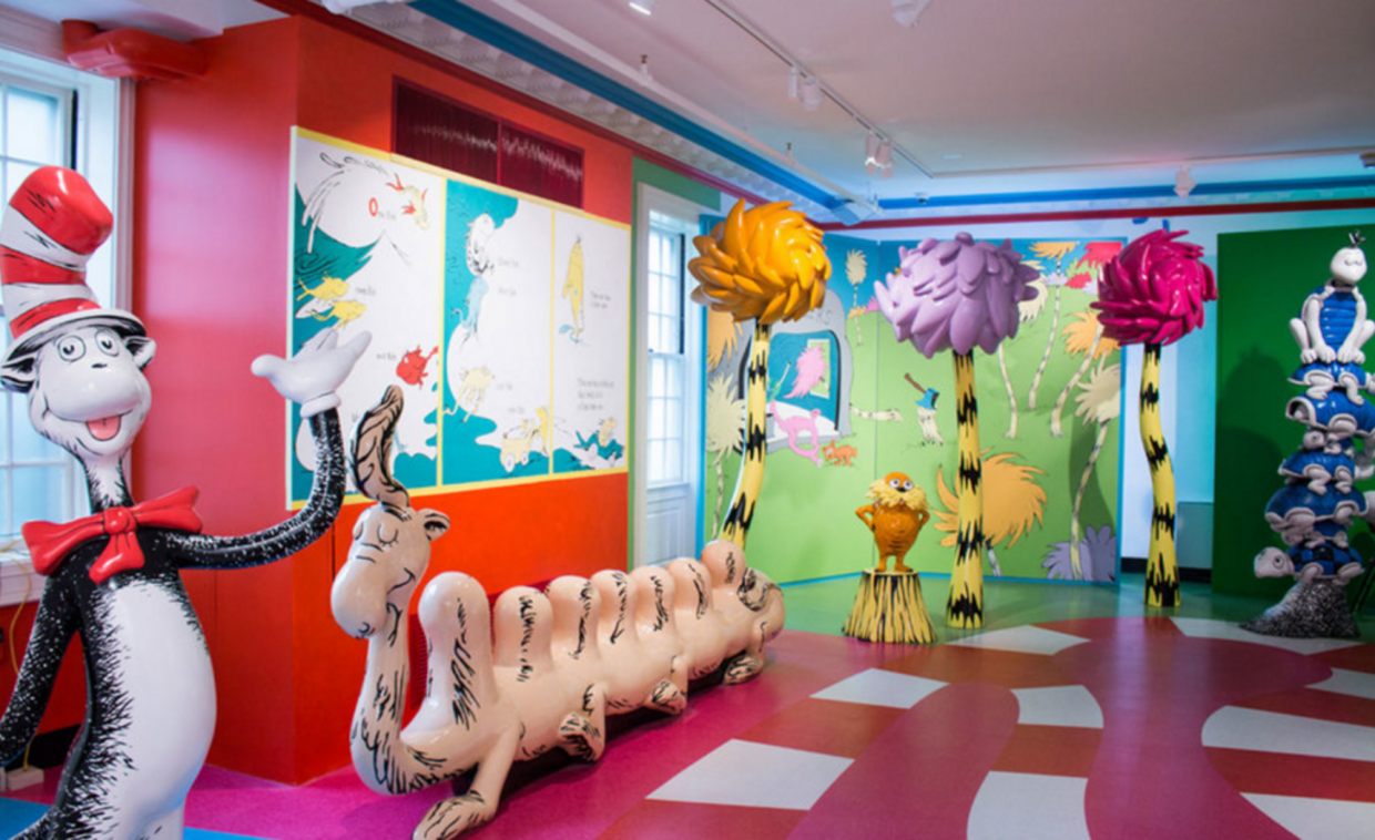 The Amazing World of Dr. Seuss