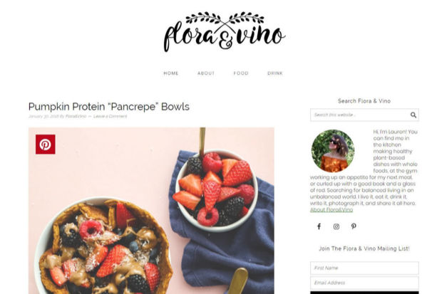 5 plant based blogs that make vegan cooking delicious fun goodnet her one pan meals macrobowls and soups can be made by even the most culinarily illiterate among us and theyre guaranteed to satisfy forumfinder Choice Image