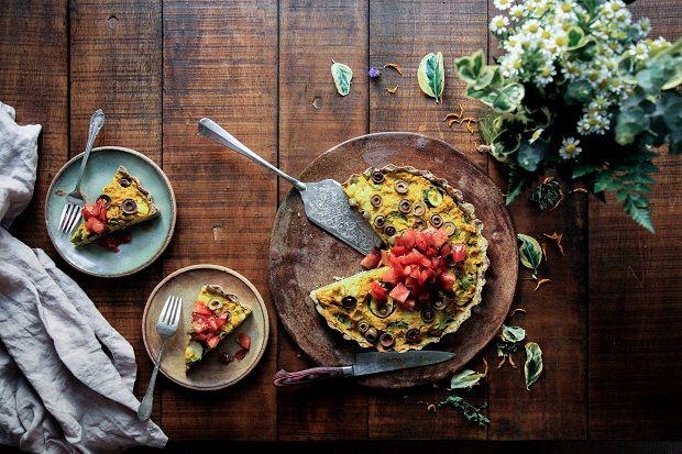 5 plant based blogs that make vegan cooking delicious fun goodnet vegan quiche forumfinder Gallery