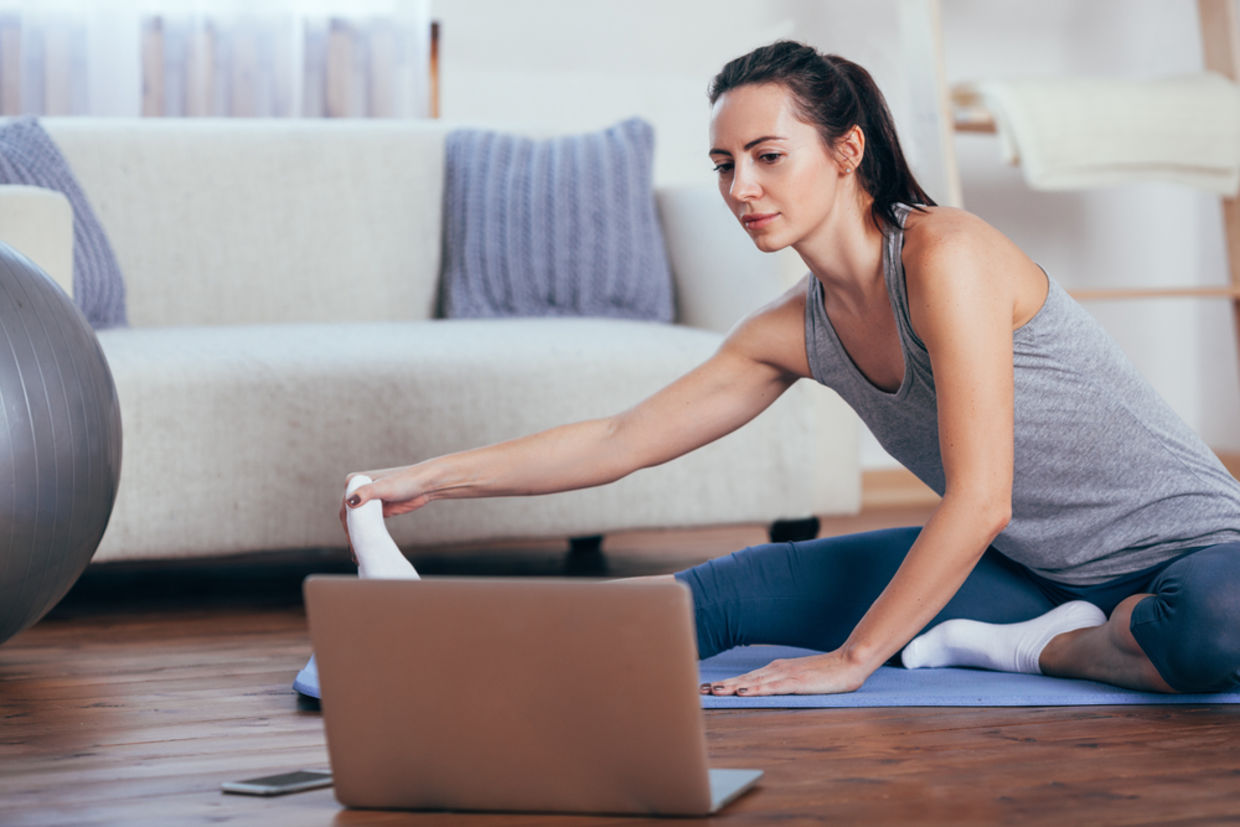 This Site Brings Personal 1-On-1 Training to Your Living Room ...