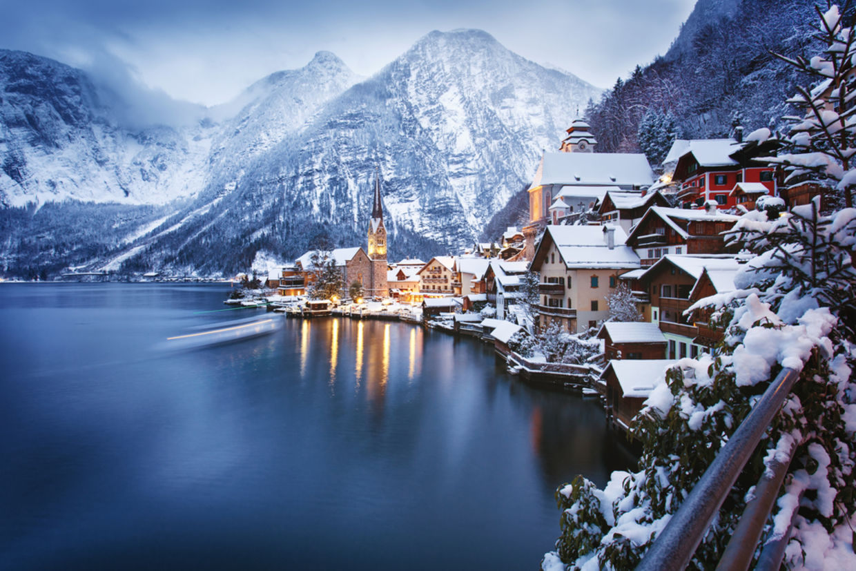 10 Breathtaking Winter Vacation Destinations Around The