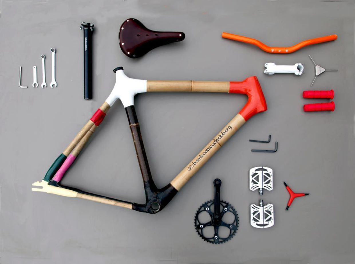 Build Your Own Bamboo Bicycle With This Awesome Diy Kit Goodnet