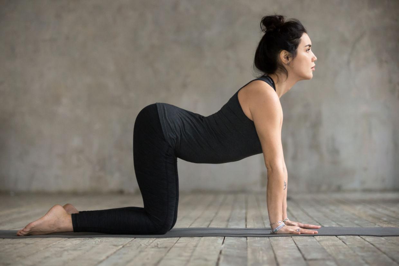 8 Easy Yoga Poses With Big Health Benefits Goodnet