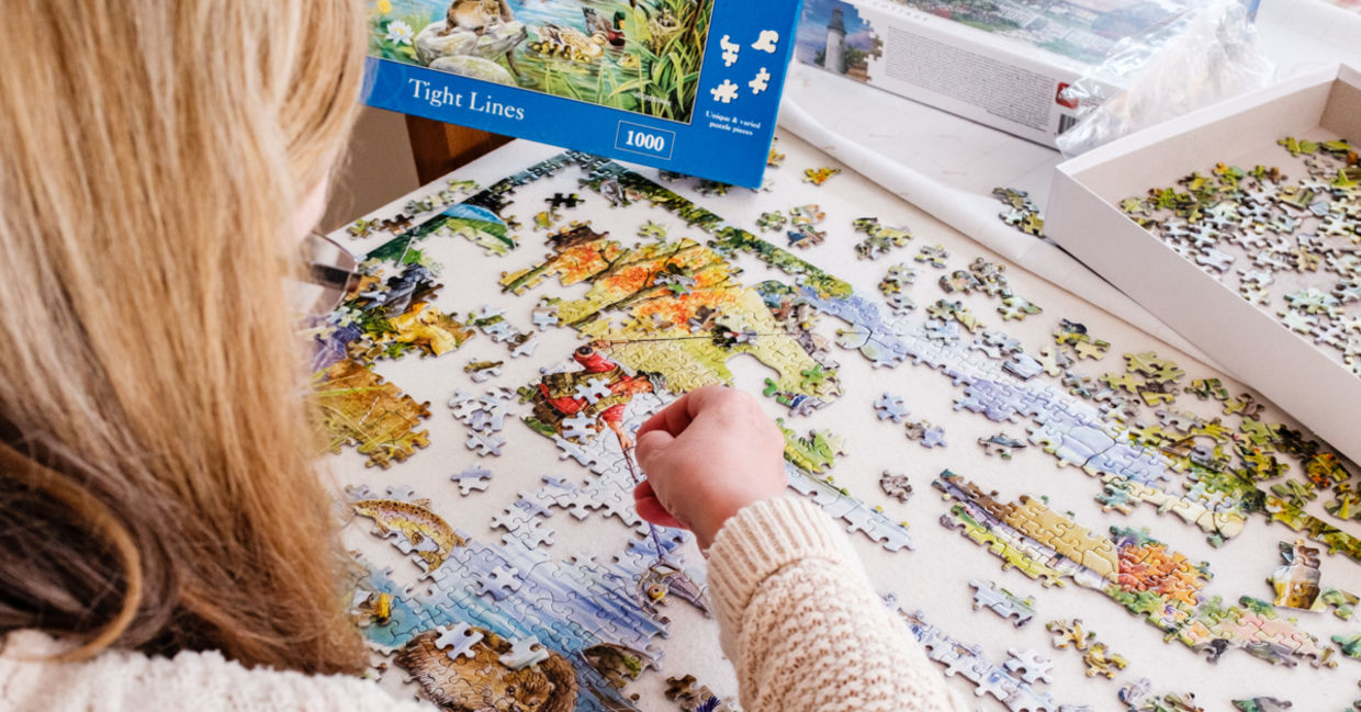 7 Surprising Ways Puzzles Are Good for Your Brain - Goodnet