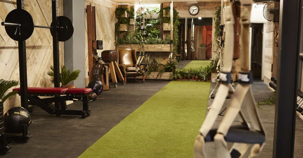 This Eco-Friendly Gym Uses Human Power to Keep the Lights On - Goodnet