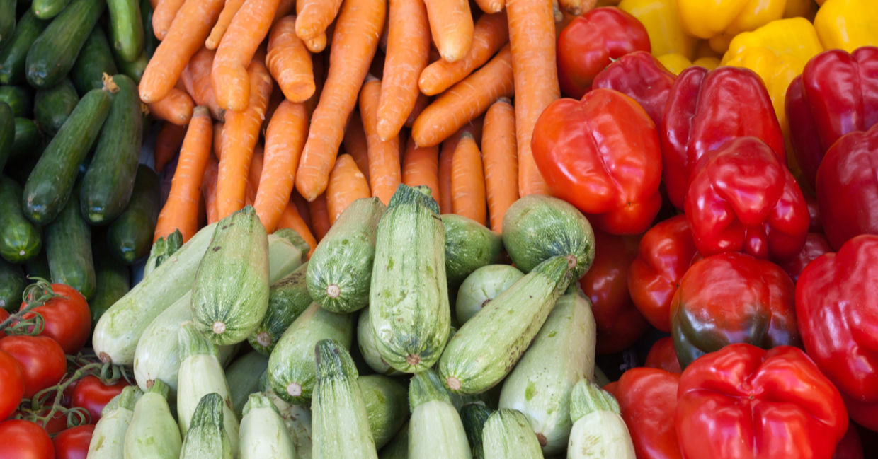 Vegetables are packed with essential vitamins and minerals. most important vitamins