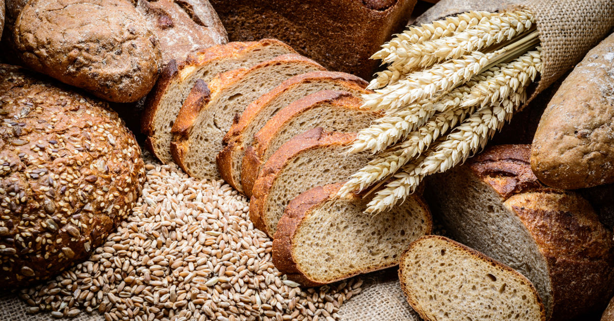 Bread is packed with essential vitamins and minerals