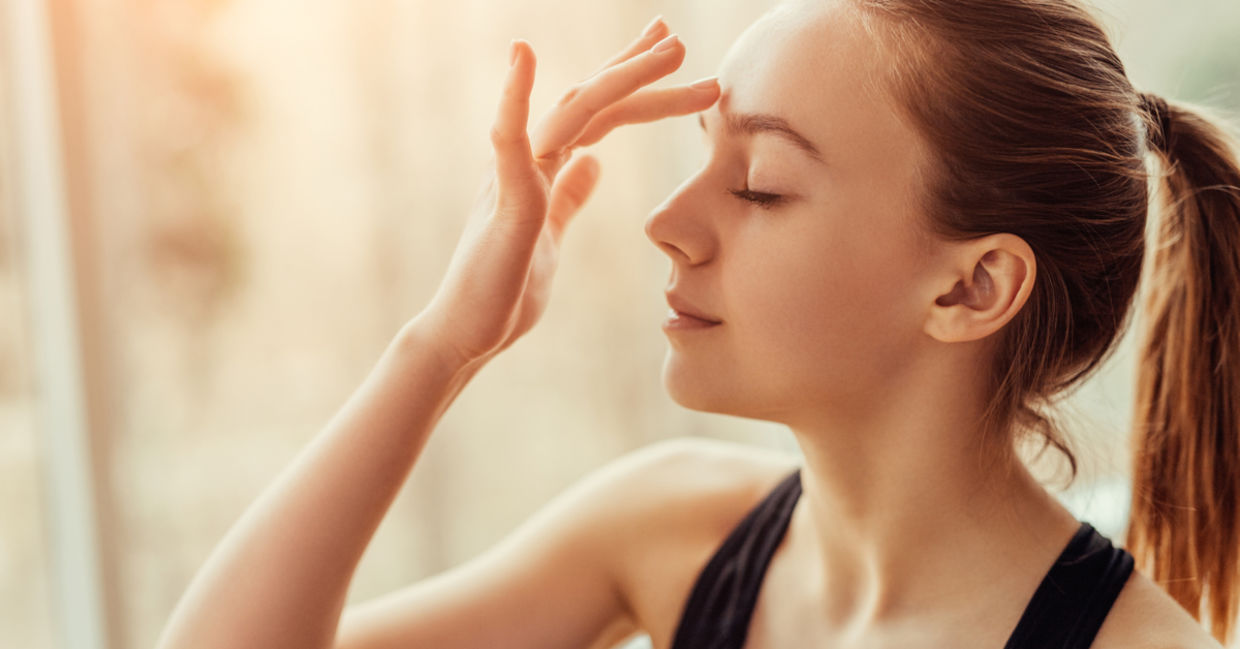 7 Eye Yoga Exercises to Help Yours Get Their Mojo Back! - Goodnet